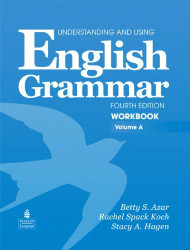 Understanding And Using English Grammar Workbook A