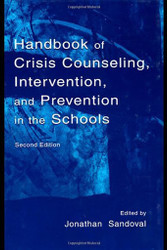 Crisis Counseling Intervention And Prevention In The Schools