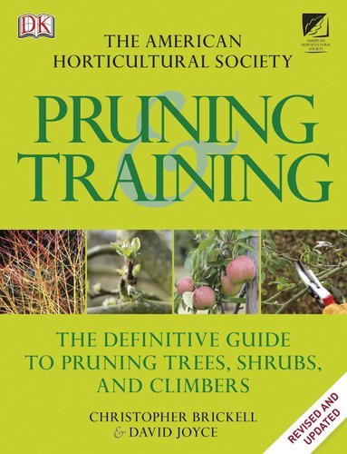 American Horticultural Society Pruning And Training