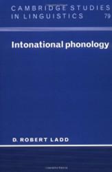 Intonational Phonology