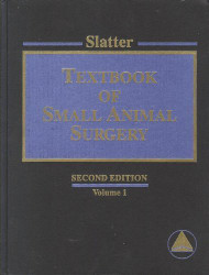 Textbook of Small Animal Surgery
