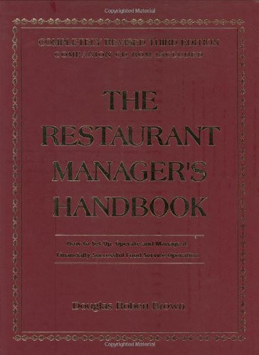 Restaurant Manager's Handbook