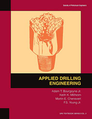 Applied Drilling Engineering by Adam Bourgoyne