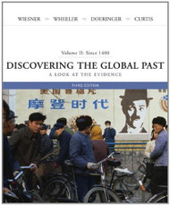 Discovering The Global Past Volume 2