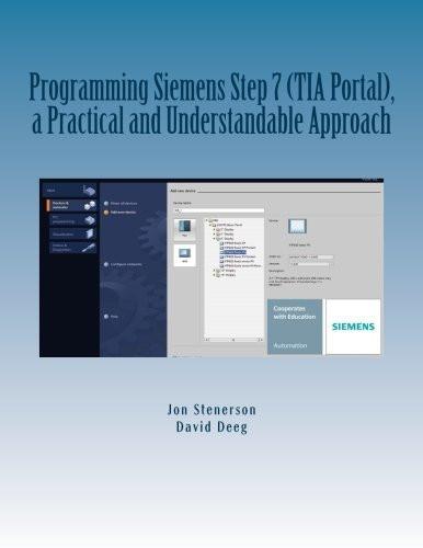 Programming Siemens Step 7