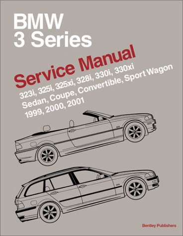 BMW 3 Series Service Manual 1999 and on