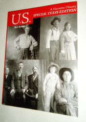 Us A Narrative History Special Texas Edition Volume 1