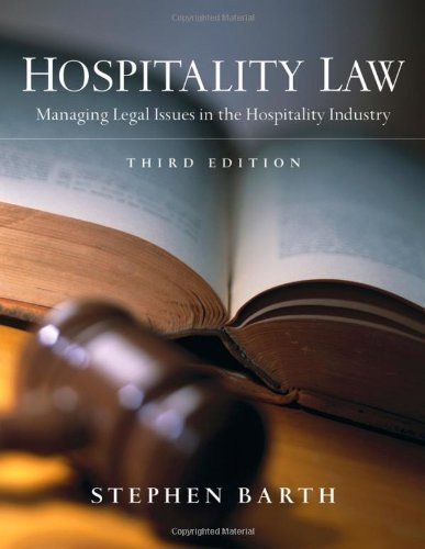 Hospitality Law