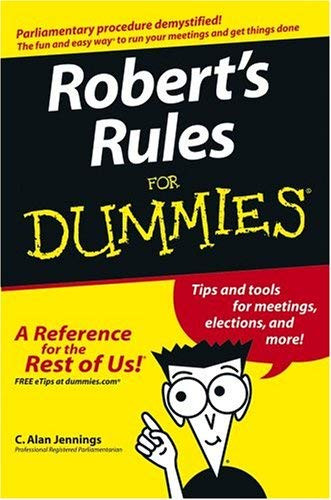 Rules for Dummies