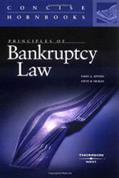 Principles Of Bankruptcy Law