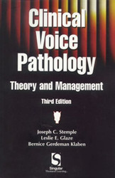 Clinical Voice Pathology