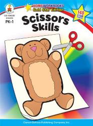 Scissors Skills Grades Pk 1