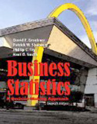 Business Statistics: A Decision-Making Approach