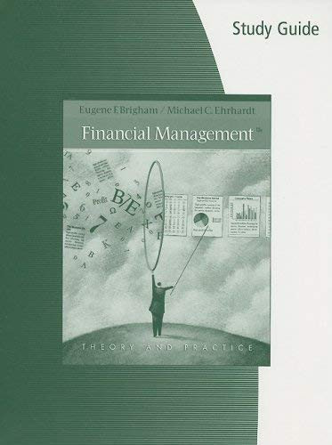 Study Guide For Financial Management