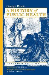 History Of Public Health