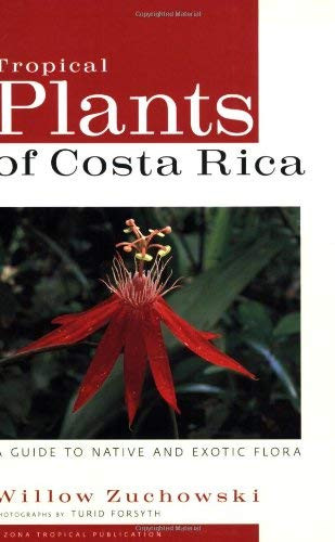 Tropical Plants Of Costa Rica