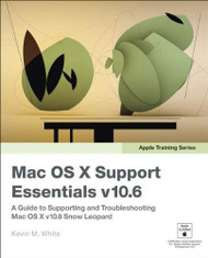 Apple Training Series Volume 1 Mac OS X Support Essentials
