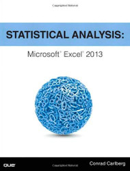Statistical Analysis Microsoft Excel