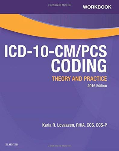 Workbook for ICD-10-CM/PCS Coding