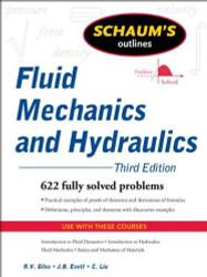 Schaum's Outline Of Fluid Mechanics And Hydraulics D