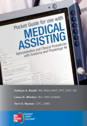 Pocket Guide To Accompany Medical Assisting