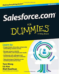 SalesforceCom For Dummies