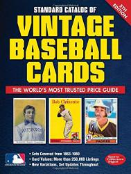 Standard Catalog of Vintage Baseball Cards