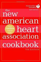 New American Heart Association Cookbook