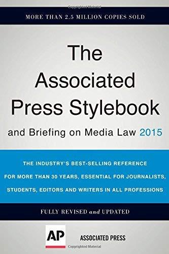 Associated Press Stylebook