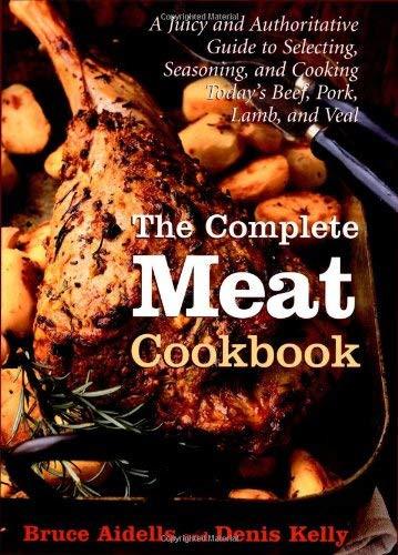 Complete Meat Cookbook