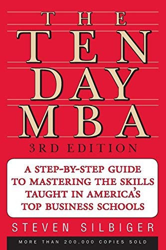 Ten-Day MBA
