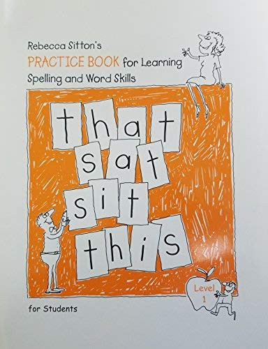 Rebecca Sitton's Sourcebook Level 1 Practice Books
