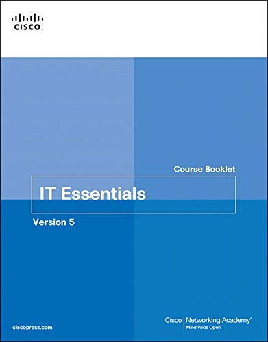 IT Essentials Course Booklet