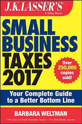 J.K Lasser's Small Business Taxes