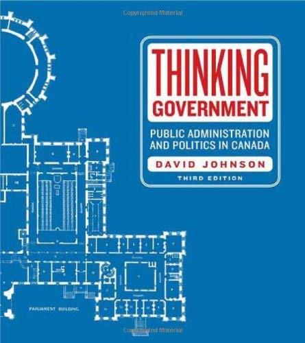 Thinking Government