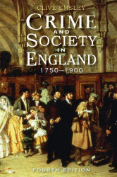 Crime And Society In England
