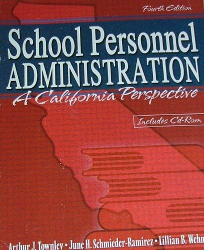 School Personnel Administration