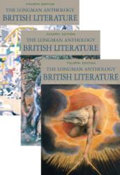 Longman Anthology Of British Literature Volumes 2A 2B And 2C