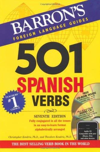 501 Spanish Verbs