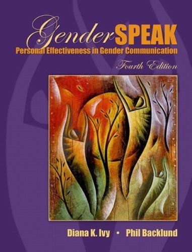 Genderspeak