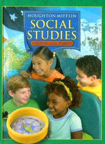 Social Studies Student Edition Level 1 School And Family