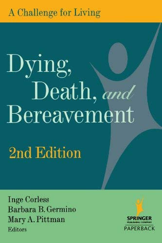Dying Death And Bereavement