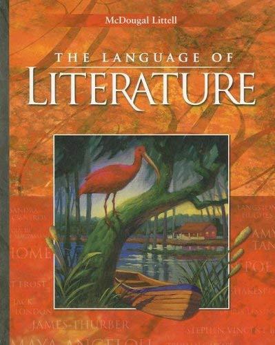 Language Of Literature Grade 9