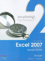 Exploring Microsoft Office Excel 2007 Comprehensive