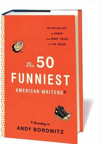 50 Funniest American Writers*