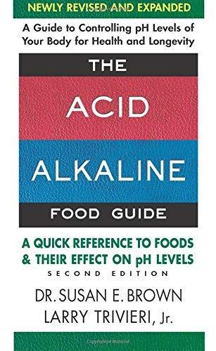 Acid-Alkaline Food Guide