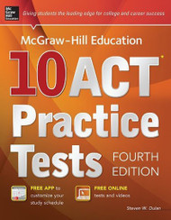 Mcgraw-Hill's 10 Act Practice Tests
