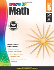 Spectrum Math Grade 5