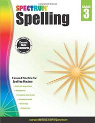 Spectrum Spelling Grade 3