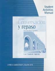 Workbook/Lab Manual For Conversacion Y Repaso